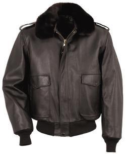 Cowhide Flight Jacket