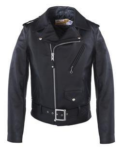 613S - Men's Leather M/C Jacket