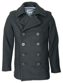 751 - 24 oz. Slim Fit Fashion Pea Coat (Navy) (Navy)