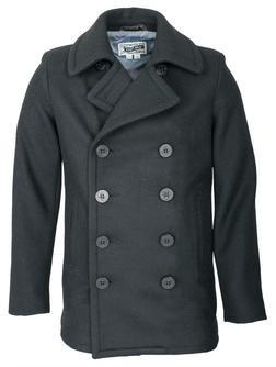 751 - 24 oz. Slim Fit Fashion Pea Coat (Navy) (Navy)