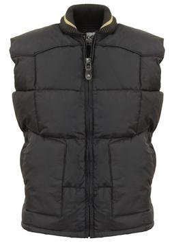 """9206DV - 27"""" Quilted Western Down Vest"""