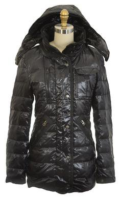 9392DW - Women's Down Filled Foul Weather Parka (Black)