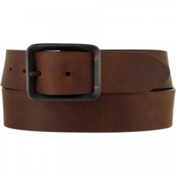 C00229 - Men's Leather Belt (Black)