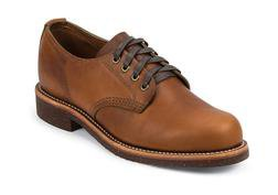 "M78TR - Chippewa 4"" Tan Renegade Oxford Shoe"