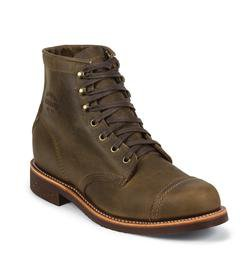 "M33CH - Chippewa 6"" Crazy Horse Homestead Boot"