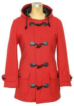 D742W - Women's Duffle Coat