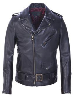 PER22 - Cowhide Perfecto Leather Jacket