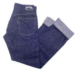 US6022 - 16 oz Jeans Medium Fit Japanese Selvedge Denim