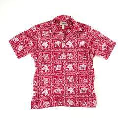 RS806 - Reyn Spooner Lahaina Shirt (Red)