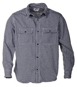 SH1501 - 100% Cotton Work Shirt (Checks)