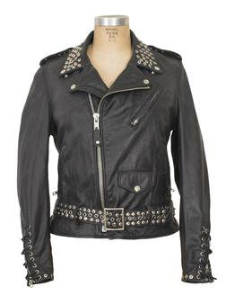 STUDW - Women's Studded Motorcycle Jacket