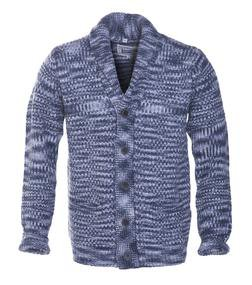 Men's Shawl Collar Cardigan