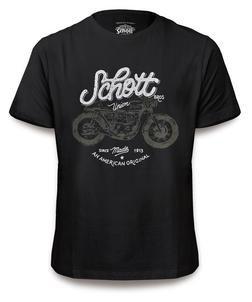 TMOT2 - Schott  Motorcycle Tee