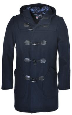DU748 - Satin Lined Duffle Coat