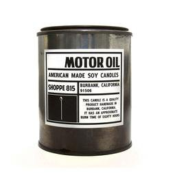 CNDL1 - Tin Candle-Candles (Motor Oil)