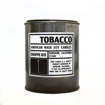 CNDL1 - Tin Candle-Candles (Tobacco)