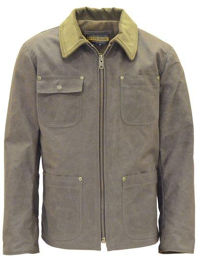 P955 - 1960's Work Coat (Moss)